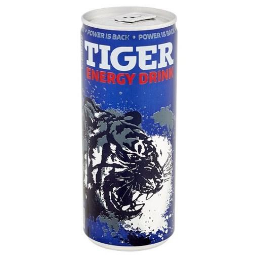 Imagine Energy Drink Tiger, 250ml