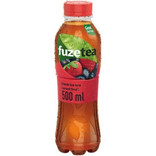 Imagine Fuze Tea Fructe de padure 500 ml