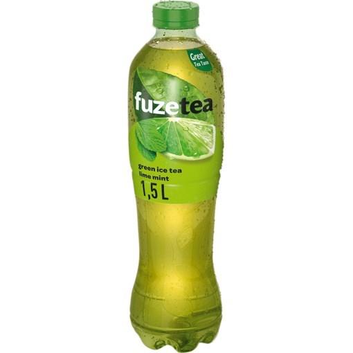 Imagine Fuze Tea Green Limemint 1.5 L