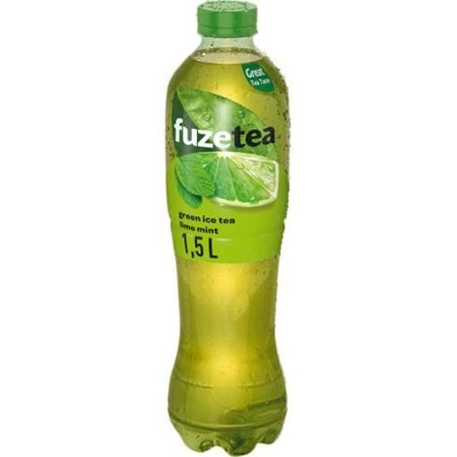 Imagine Fuze Tea Lamaie verde 500 ml