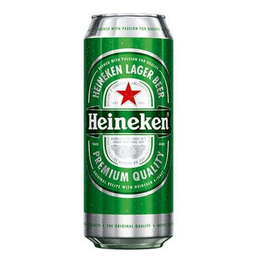 Imagine Bere Heineken 0.5 L (doza)