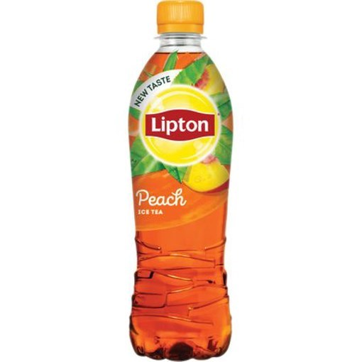 Imagine Lipton Ice Tea piersica 500ml