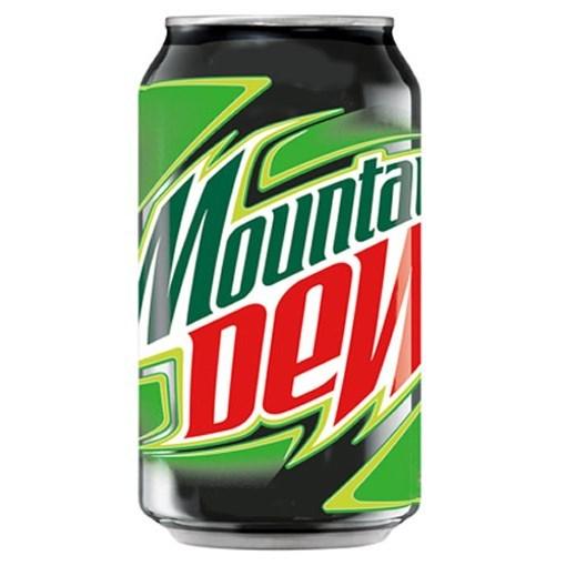 Imagine Mountain Dew 330ml