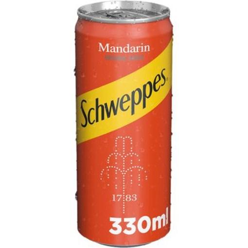 Imagine Scweppes Mandarin 330 ml
