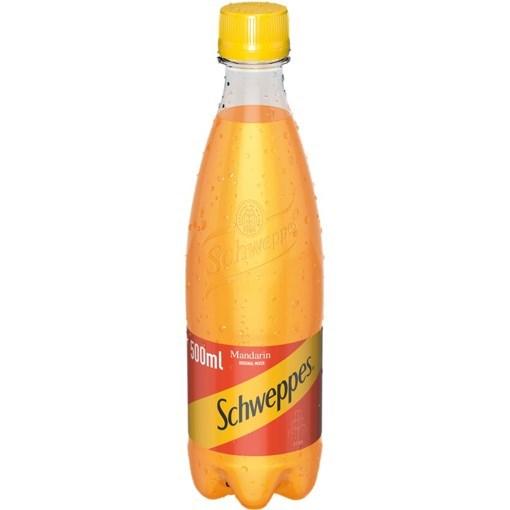 Imagine Scweppes Mandarin 500 ml