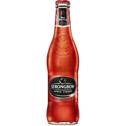 Imagine Vin Strongbow Red Berries 0.33 L (st)