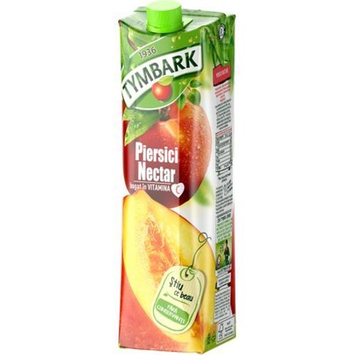 Imagine Tymbark Nectar Piersica 1L