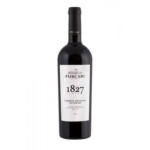 Imagine Vin Cabernet Sauvignion Purcari 1827 0.75L
