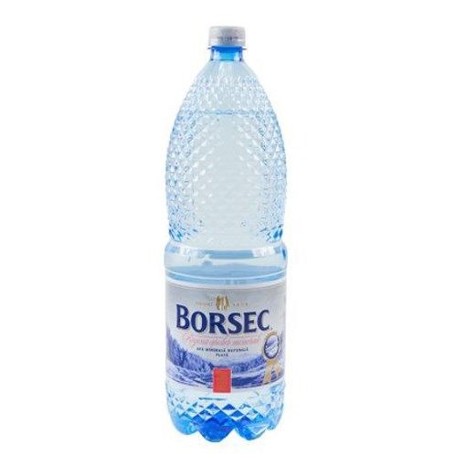 Imagine Apa minerala plata Borsec 2L