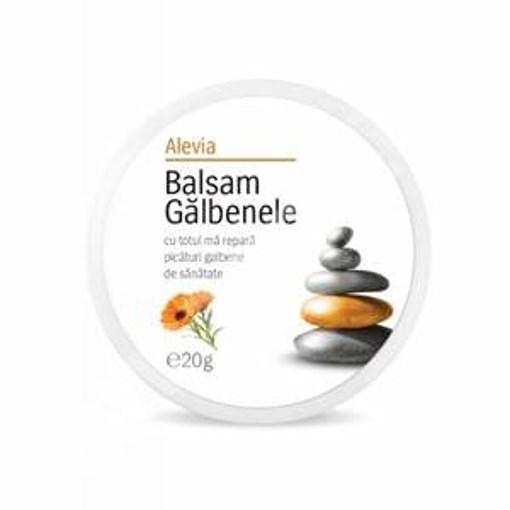 Imagine Alevia - Balsam galbenele  20 g