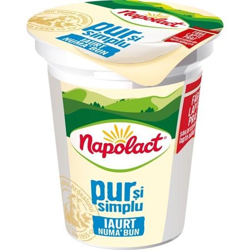 Imagine Iaurt 3.5% Napolact Pahar 140g