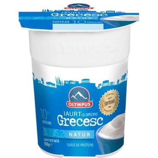 Imagine Iaurt grecesc 150 grame, 10%