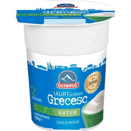 Imagine Iaurt grecesc 150 grame, 2%