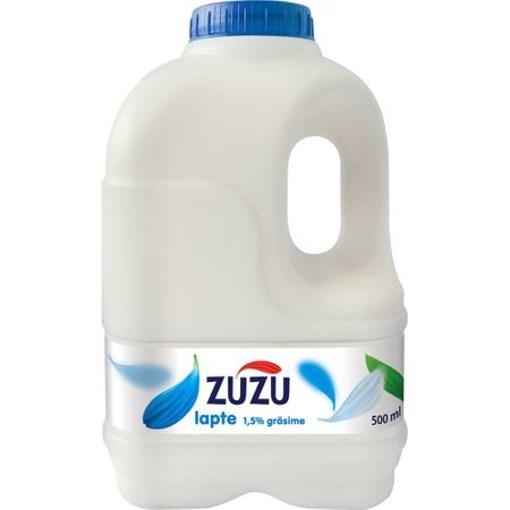 Imagine Lapte semidegresat Zuzu, 1.5%, 500ml