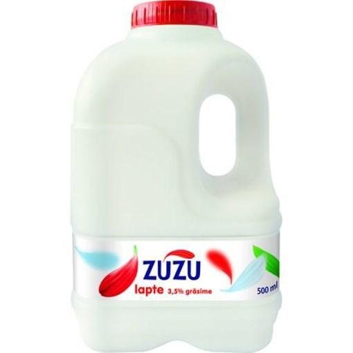 Imagine Lapte Zuzu, integral, 500ml