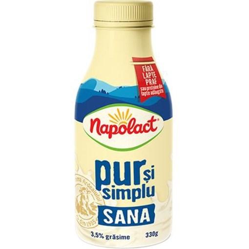 Imagine Sana Nucet, 3.5% grasime, 400 gr.