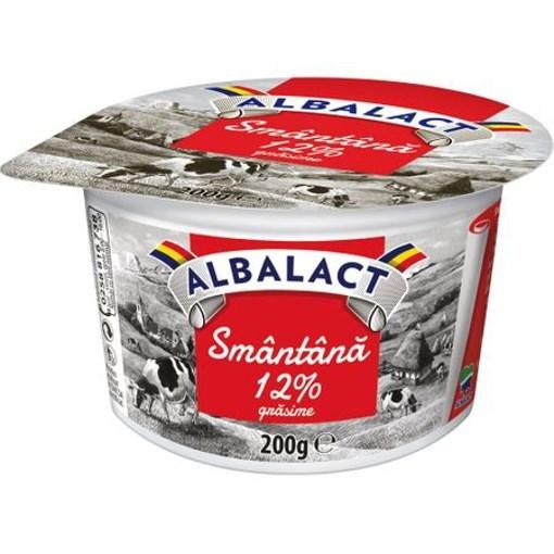 Imagine Smantana Albalact 12% grasime, 200g