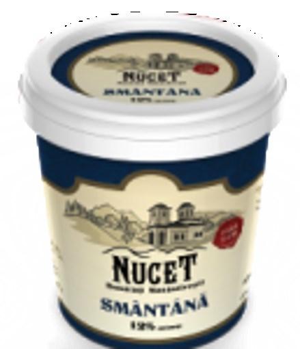 Imagine Smantana Nucet, 20% grasime, 900 gr.