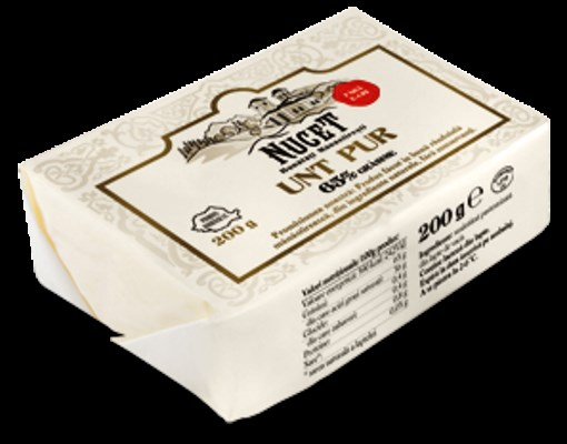 Imagine Unt Nucet, 65% grasime, 200 gr.