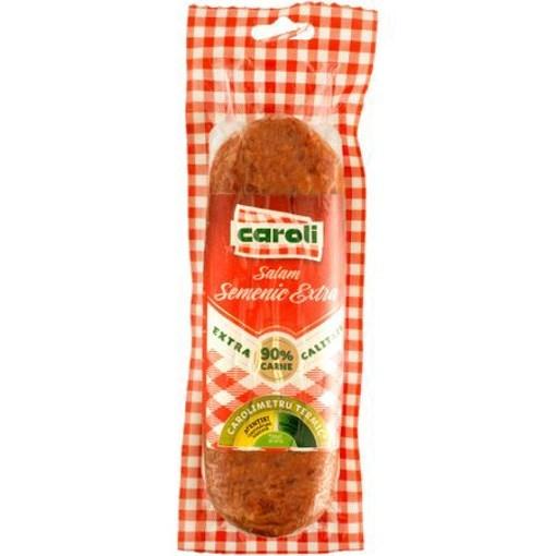Imagine Salam Semenic Extra 350 gr. Caroli