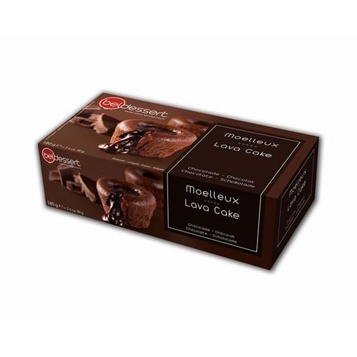 Imagine Beldessert Lava Cake Ciocolata 180 gr.