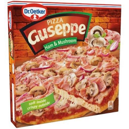 Imagine Dr. Oetker - Pizza Guseppe Sunca si Ciuperci 425 gr.