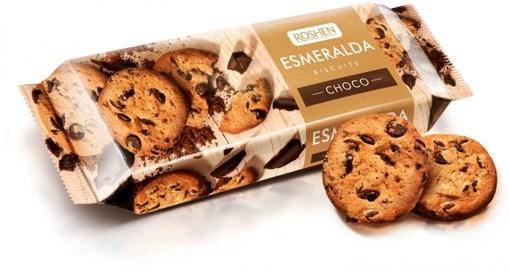 Imagine Biscuiti Esmeralda Cocoa Drops 150 grame