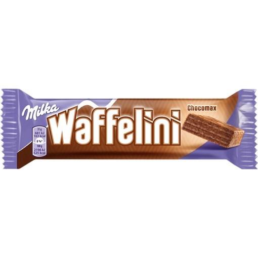 Imagine Milka Waffelini Choco 31 gr.