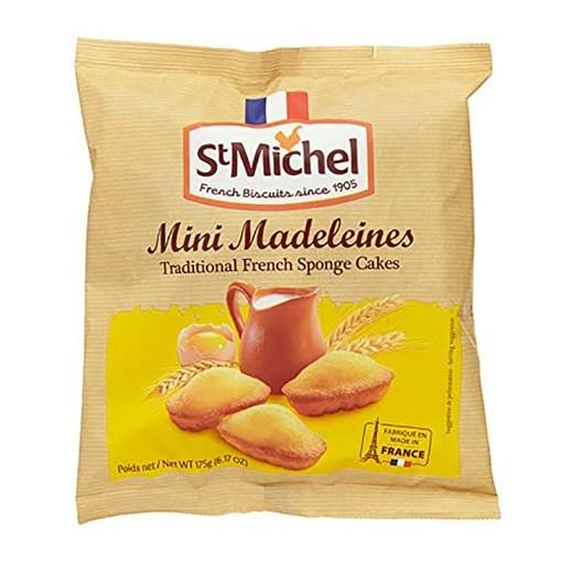 Imagine Mini Madeleines St. Michel 175 grame