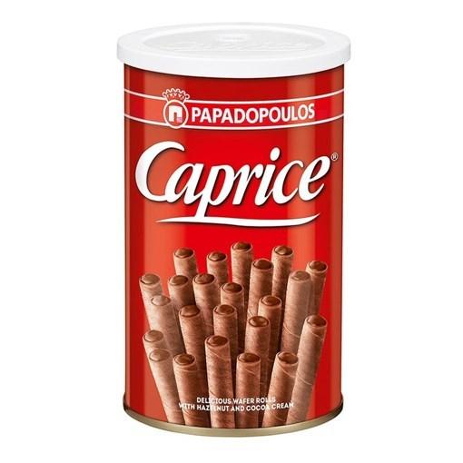 Imagine Napolitana Caprice alune si cacao, 2x115 gr.