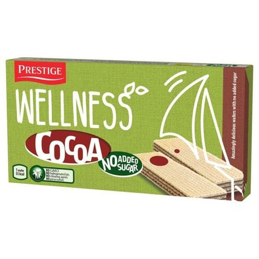 Imagine Napolitana Wellness cacao, 135 gr.