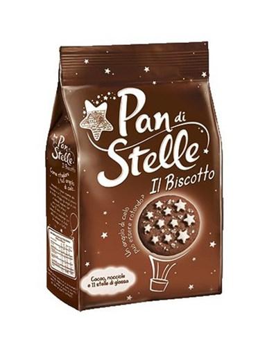 Imagine Barilla Mulino Bianco Pan di Stelle 350gr - Biscuiti Stele