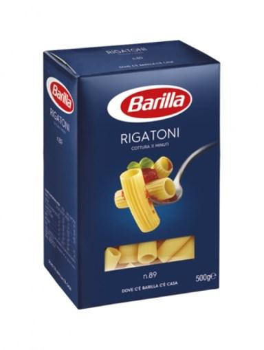 Imagine Barilla Rigatoni, 500 grame - Paste Barilla