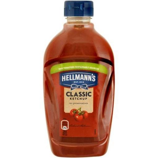 Imagine Hellman'S Ketchup Classic 485gr
