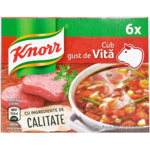 Imagine Knorr Cub Vita 54gr