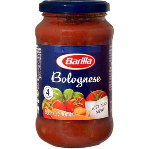 Imagine Barilla Bolognese Sos 400gr