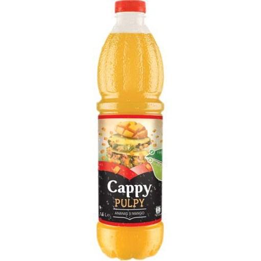 Imagine Cappy Pulpy Mango si Ananas 1.5L