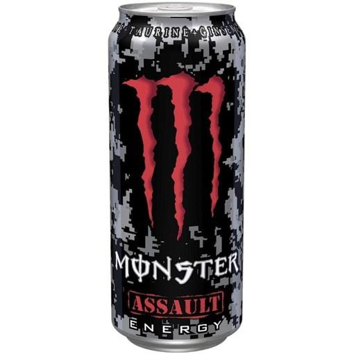 Imagine Monster Energy Assault Energy 500 ml