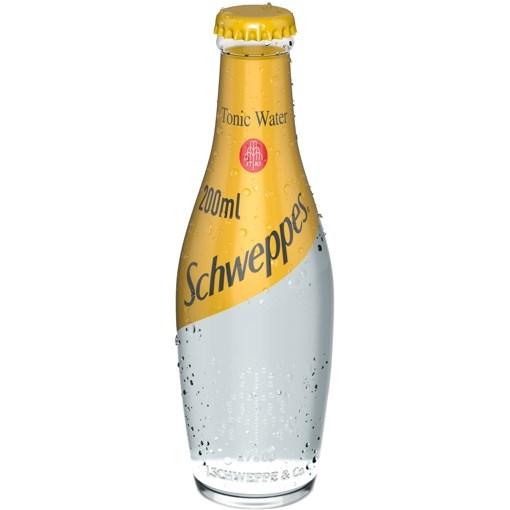 Imagine Schweppes Apa Tonica 200 ml