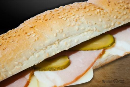 Imagine Country Club Sandwich
