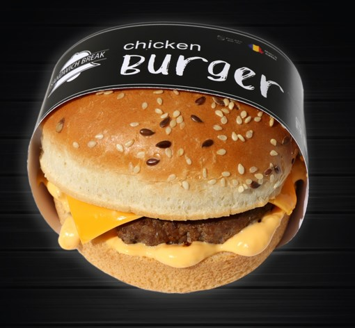 Imagine Burger Pui 165 G