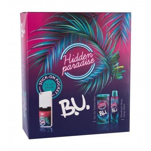 Imagine BU Hidden Paradise Natural Spray 75ml + Deo 150ml