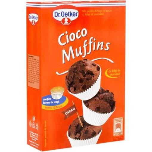 Imagine Mix Briose Ciocolata 295gr - Dr. Oetker
