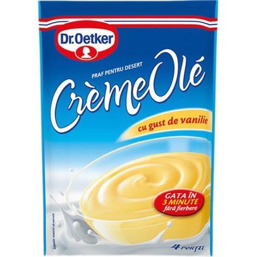 Imagine Creme Ole Vanilie 80gr - Dr. Oetker
