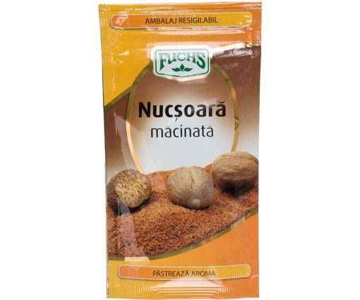 Imagine Fuchs Nucsoara Macinata 10g