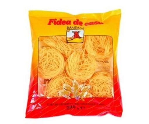 Imagine Paste fainoase Baneasa Fidea Cuiburi, 200g