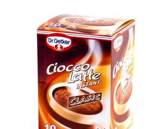 Imagine Ciocco-Latte Cutie cu 10 plicuri  - Cana cadou
