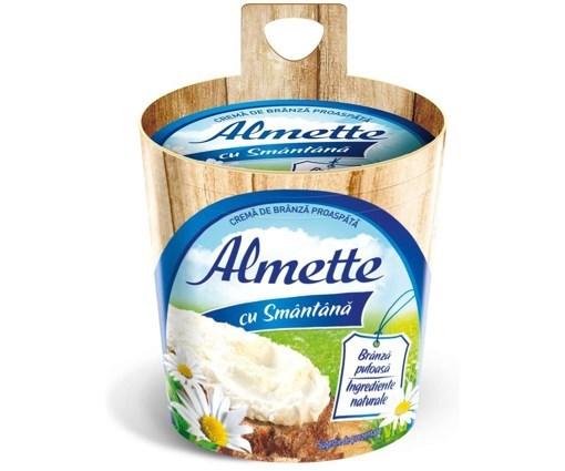 Imagine Crema de branza smantana Almette 150gr