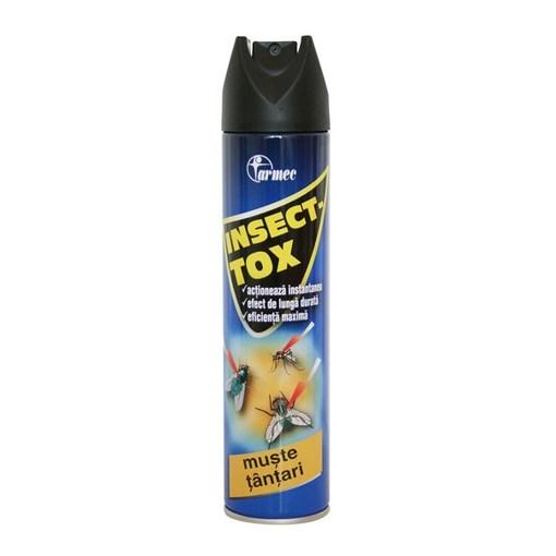 Imagine INSECT-TOX - muste si tantari