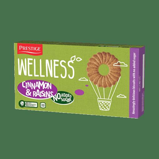 Imagine Biscuiti Wellness cu scortisoara 115g